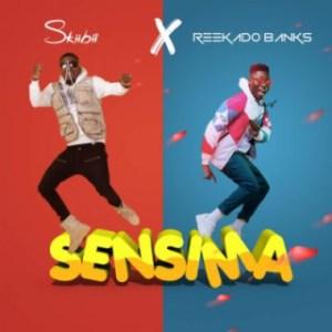 """SkiiBii - """"Sensima"""" f. Reekado Banks"""